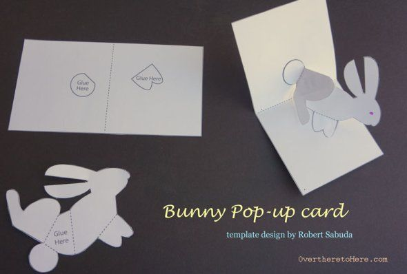 Pop Up Wonderland Over There To Here Carte Cartes Decoupages Papier
