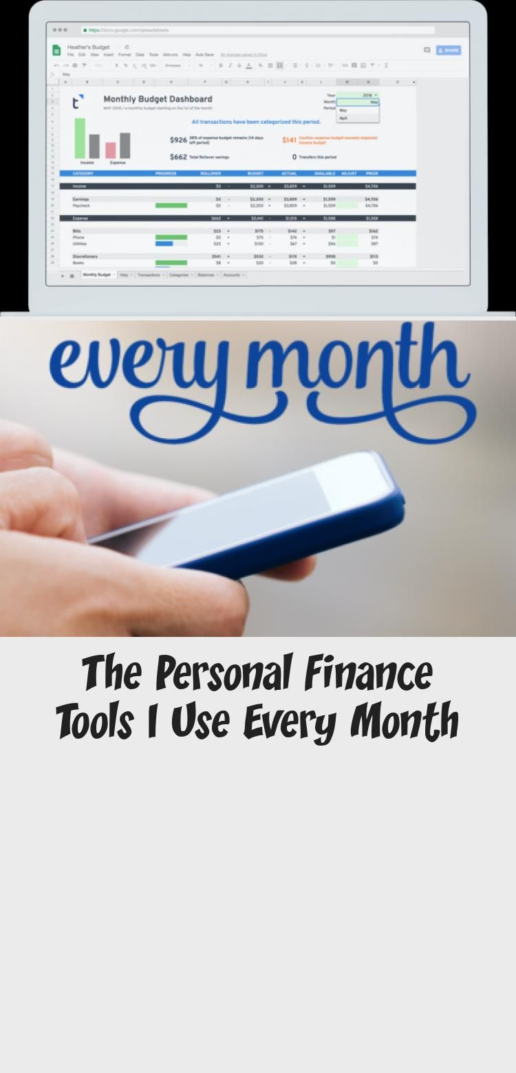 There are hundreds, if not thousands, of personal finance