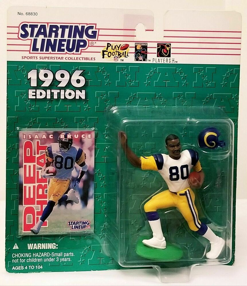 1989 Kenner Starting Lineup Terry Bradshaw Pittsburgh Steelers Legend Collection