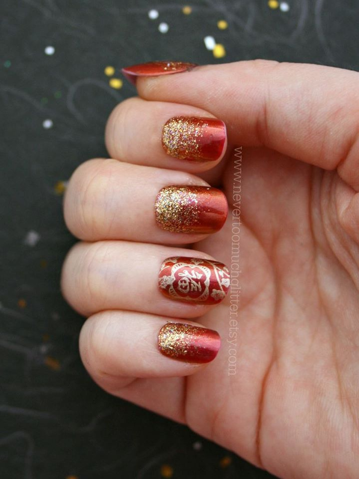 Happy Chinese New Year + Let the Good Times Roll! | Nail wedding ...