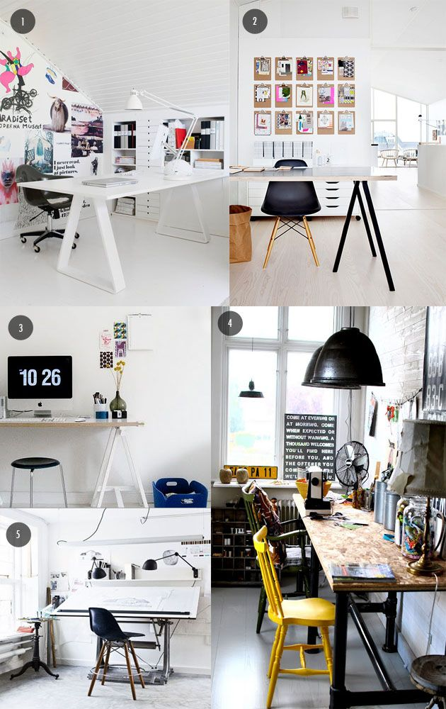 Fantastic 17 Best Images About Office Space Ideas On Pinterest Modern Home Largest Home Design Picture Inspirations Pitcheantrous