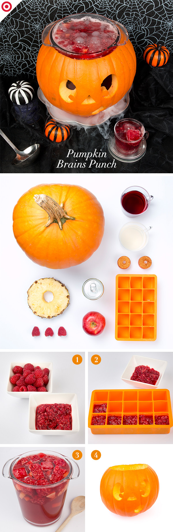 Halloween Party Ideas: Target's Collection of Scary-Good Recipes ...