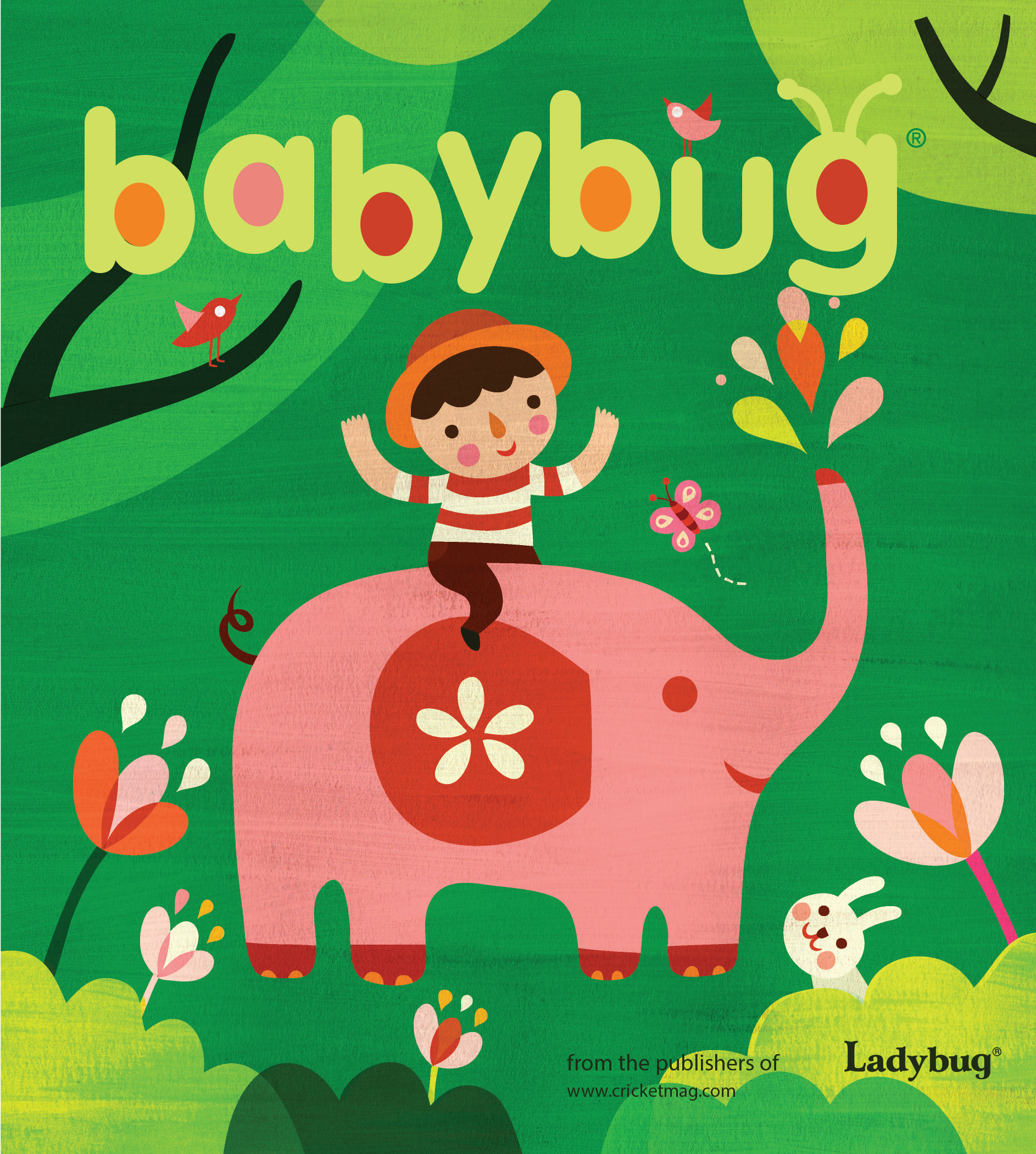 Babybug magazine cover, by Hsinping Pan on March 2010 | Growing Up ...