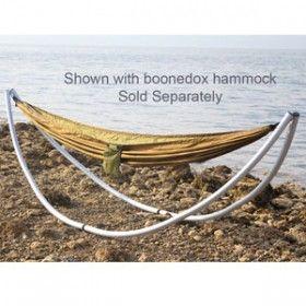 boonedox drifter hammock stand  all made in usa and still all beach friendly aluminum boonedox drifter hammock stand  all made in usa and still all      rh   pinterest