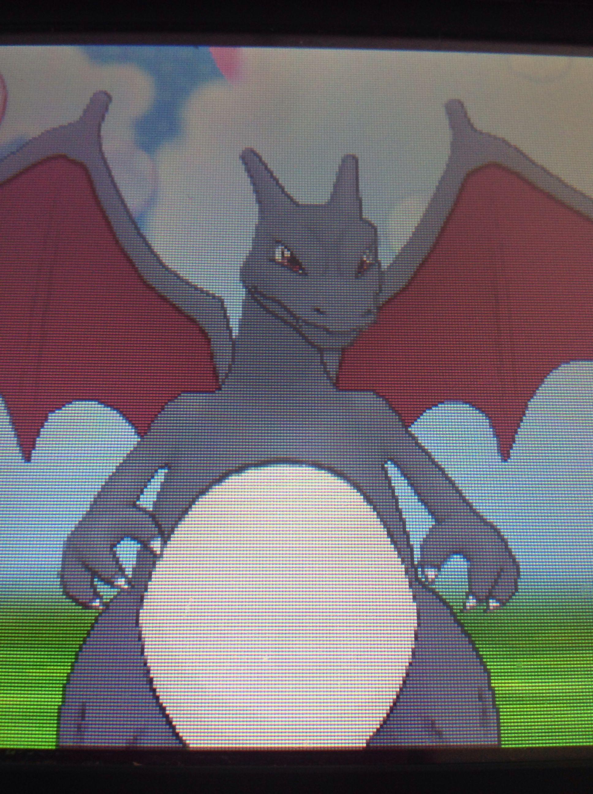 Dracaufeu Shiny Pokemon X Y Pokemon Animals