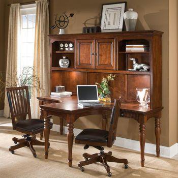 Costco Austin Worklife Office T Desk With 2 Chairs Small Office Furniture Office Furniture Desk Office Furniture Design