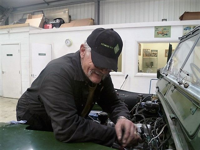 Astwood 4x4 Workshops Landrover Restoration Astwood 4x4 Ltd Land Rover 4x4 Restoration