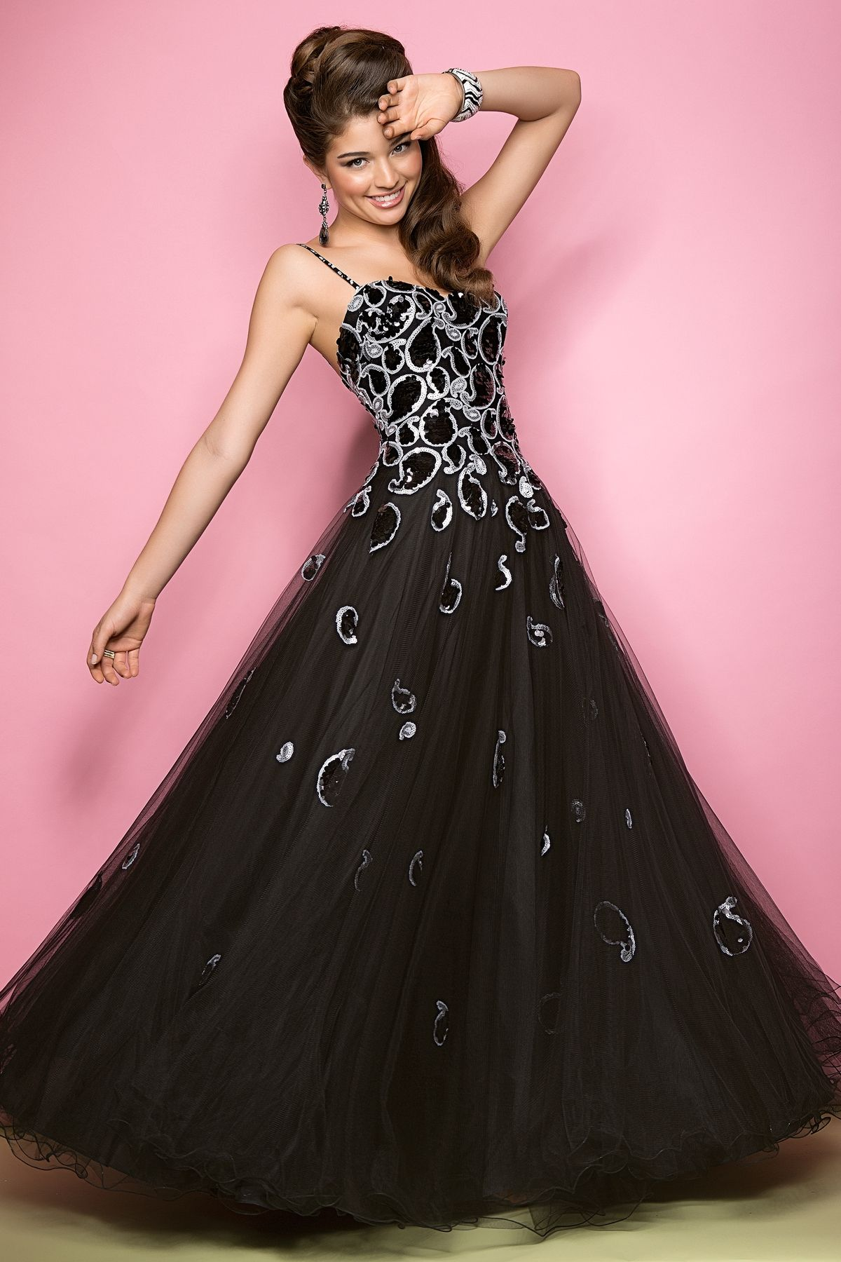 Ball Gowns - Pink by Blush Prom Pink Style 5217 | Gorgeous dresses ...