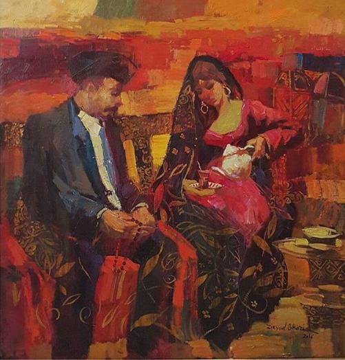 Iraqiart Zieyad Ghazi العراق زياد غازي Eastern Art Art Islamic Art