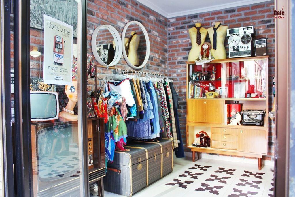 5838c2ec9c70 decoracion de tiendas de ropa pequeñas - Buscar con Google ...
