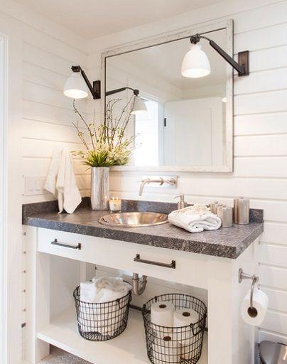 Mira lo que un grifo puede hacer por tu lavabo   Muebles ...