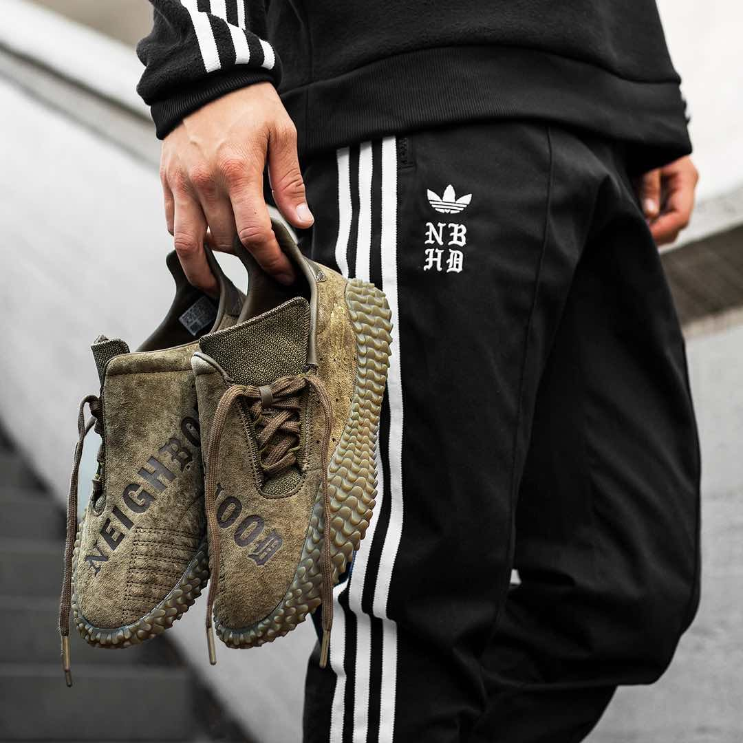separation shoes c5c01 3909a Neighborhood x Adidas Kamanda 01 Olive | Clothes | Adidas ...