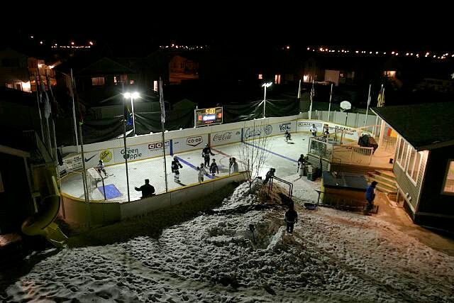 Backyard Ice Rinks: All The Detailed And Essential Information You Need On  How To Build Your Own Backyard Ice Rink. Tips And Plans For Building A  Backyard ...