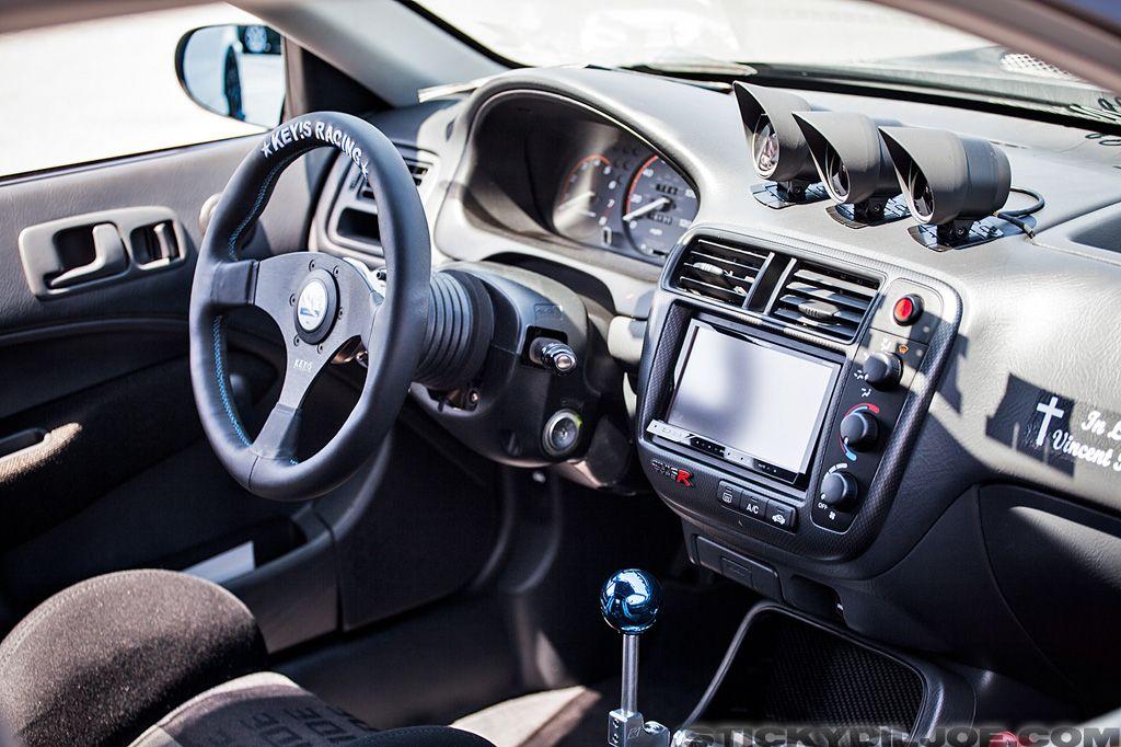 Post Your Interior Thread Honda Tech Honda Civic Vtec Honda Civic Honda