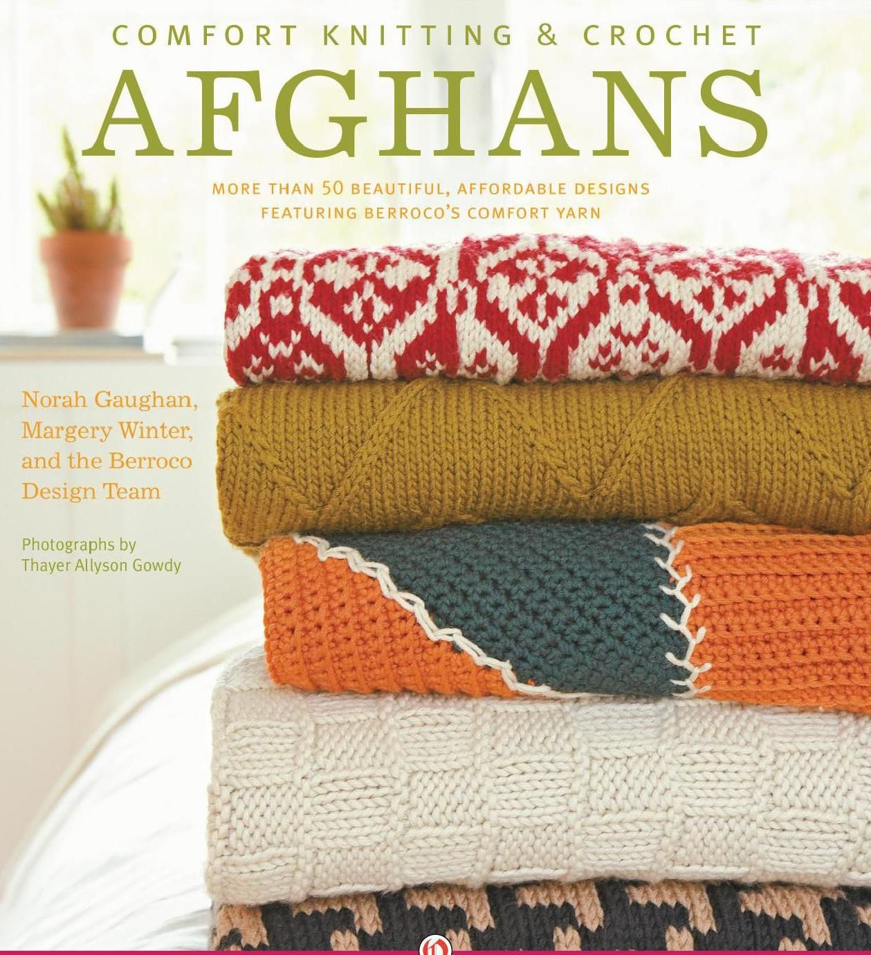 #ClippedOnIssuu from Comfort knitting & crochet afghans gaughan, norah