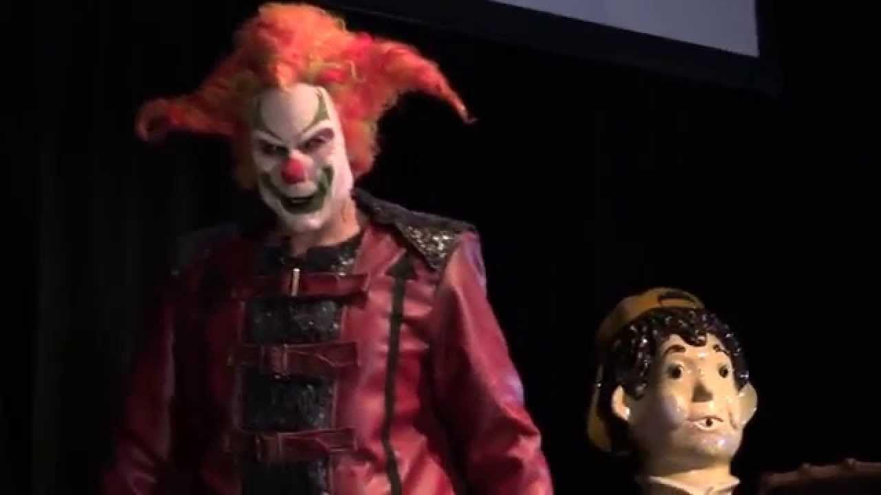 halloween horror nights 25 - jack the clown is back | halloween