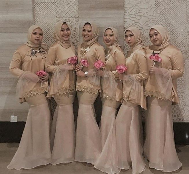 Model Gaun Pesta Brokat Panjang Duyung Soft Yellow Fashion Di 2019