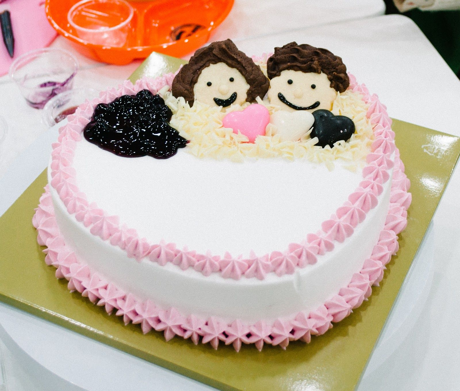 Wedding Anniversary Cakes Designs - Vodagent.com | Cakes | Pinterest ...