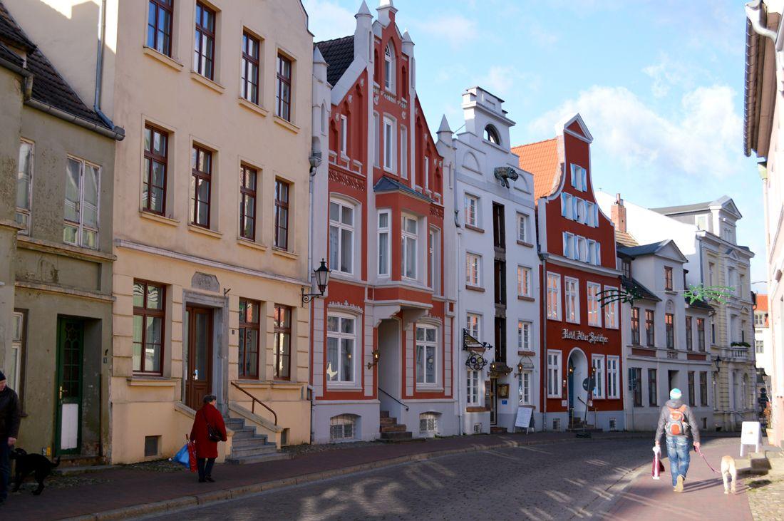 Geheimtipp Wismar UNESCO Welterbe an der Ostsee (mit