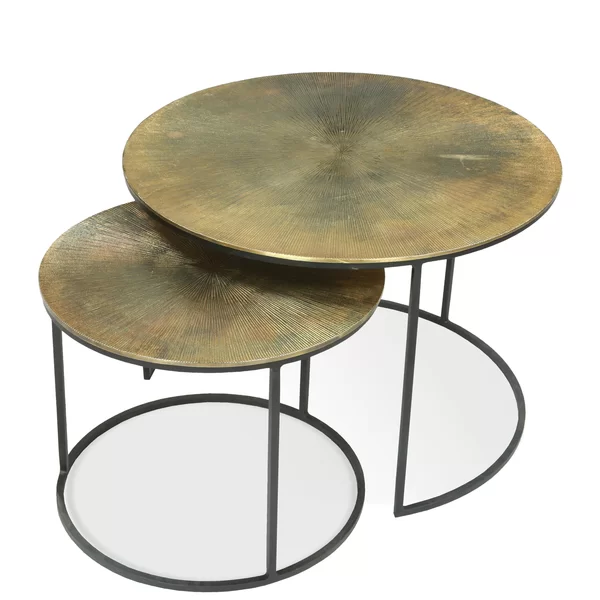 Monford Frame Nesting Tables Nesting Coffee Tables Coffee Table