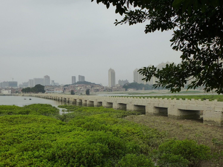 Мост Луоянг (Luoyang). 952 года
