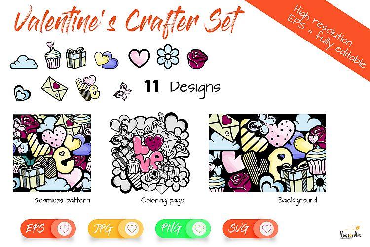 Valentine's Bundle For Crafters in 2020 (mit Bildern)