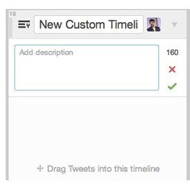 Twitter Custom Timelines
