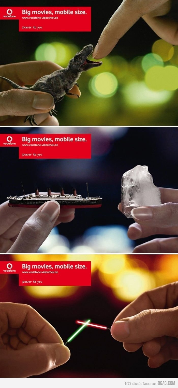 big movies mobile size