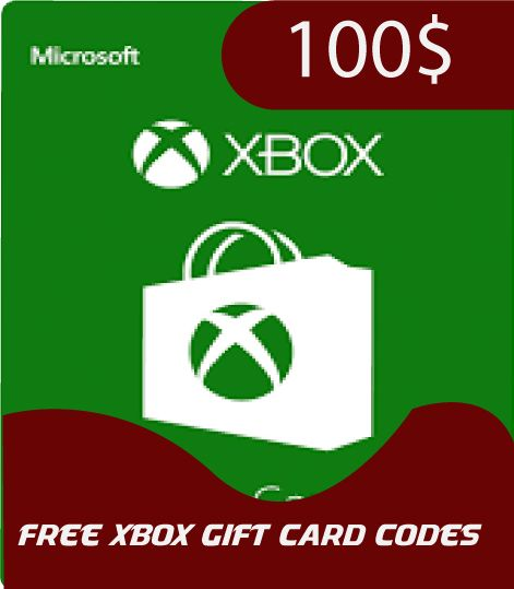 Photo of 100$ Free xbox gift card codes !