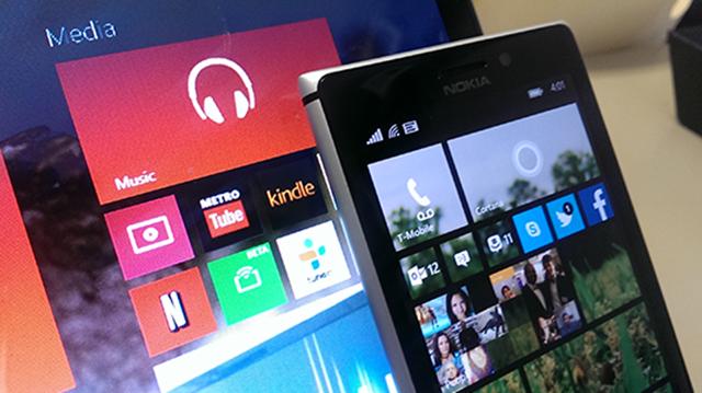 Windows Phone 10 Ekran Görüntüleri Yanlış Çıktı Android