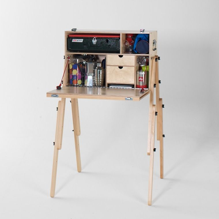 Items Similar To The Brilliant Portable Camp Camping Kitchen Stand With Detachable Legs By Mess Box Hand Made In England For Chefs On Adventures