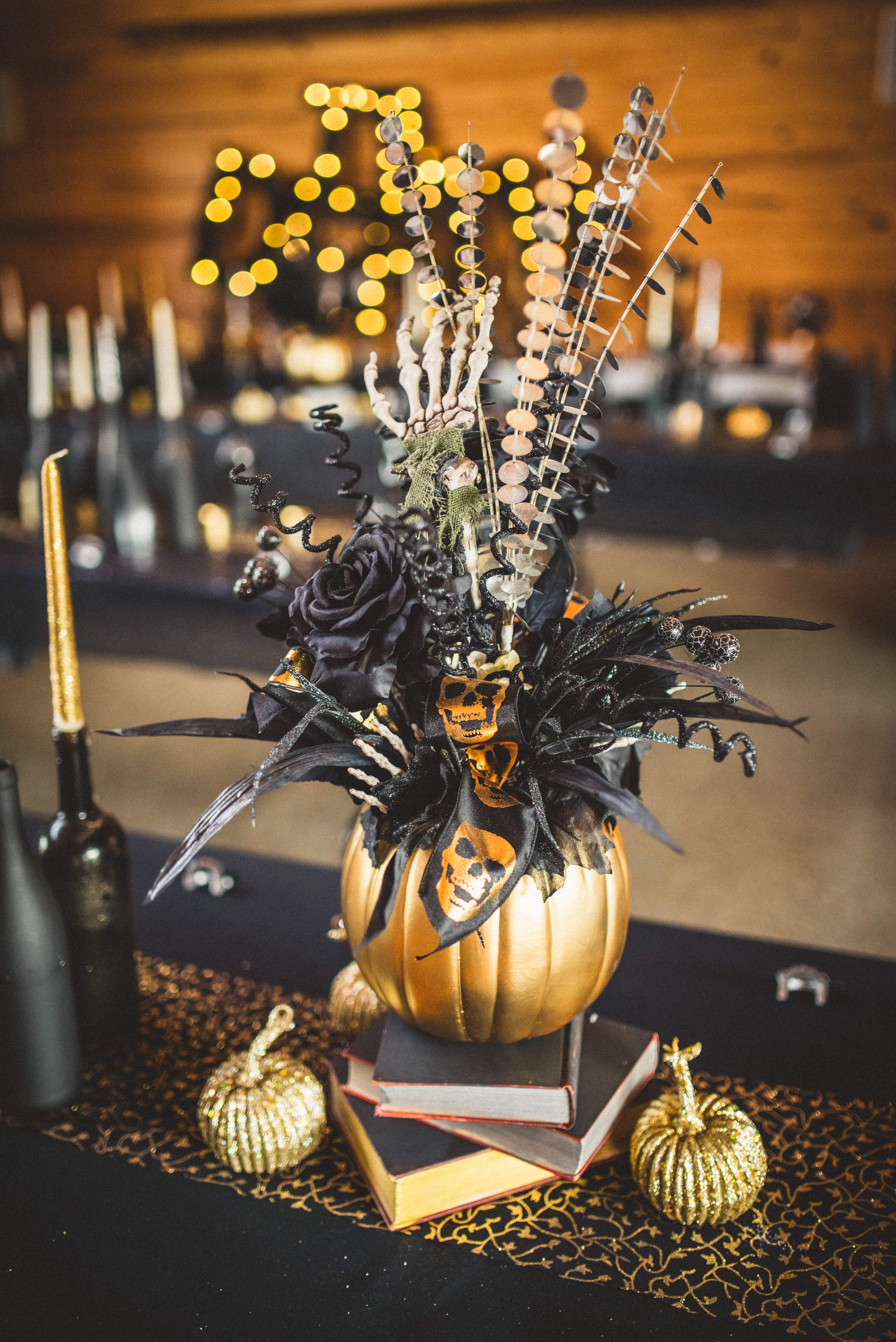 Halloween Wedding Halloween Diy Halloween Decorations Photos By