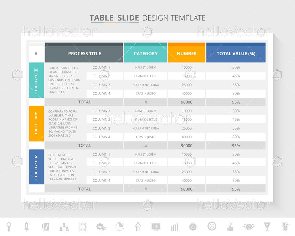 Infographic Table Layout Download Graphics Vectors Infographic Layout Graphic Design Infographic Infographic