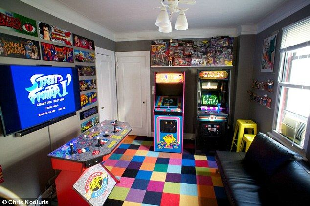 Meet The Man Who Spent 32 000 Turning His Bedroom In A 1980s