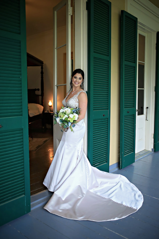 Lauren's Bridal Session Hope Photography NOLA Wedding