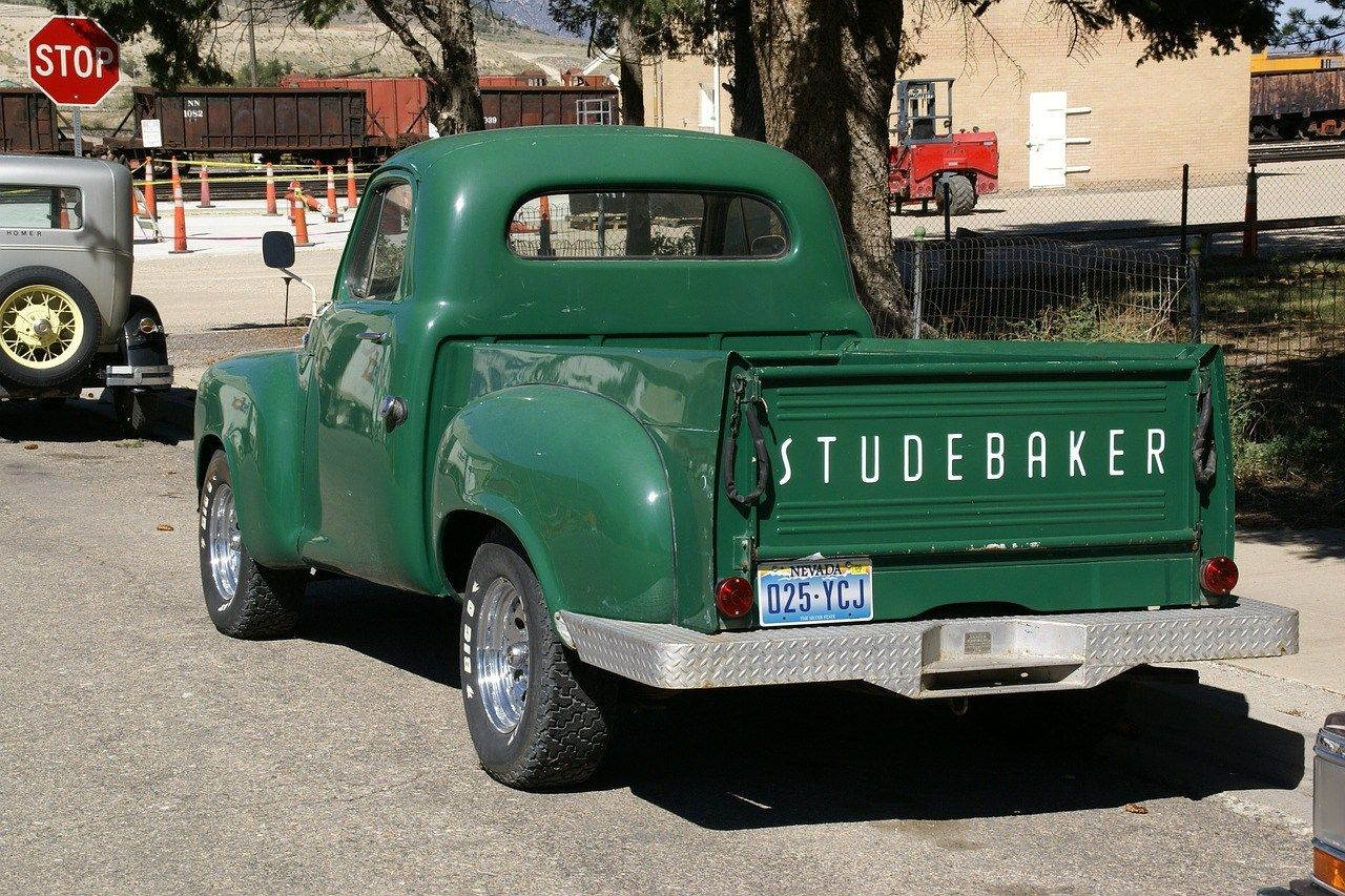 For Work And Play Nothing Beats A Pickup | Classic Cars Online US ...