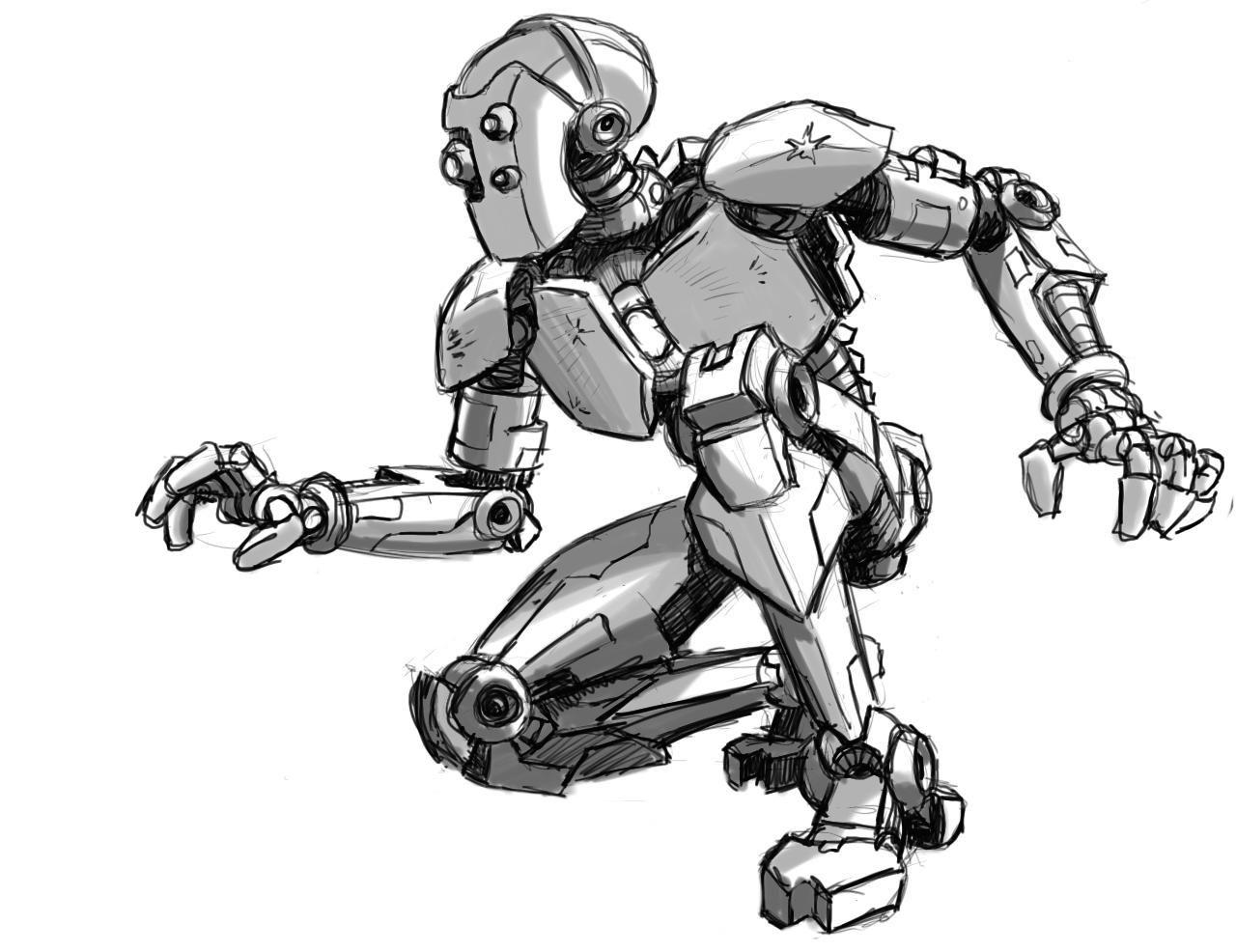 concept robots | Drawings - 9 Screenshots | robots ...