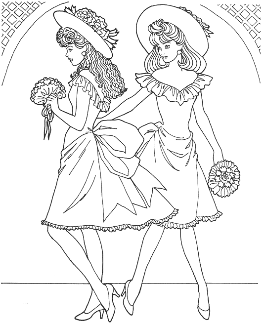fashion coloring pages for adults fashion_coloring_pages_009 books worth reading pinterest colour book adult coloring and parchment craft