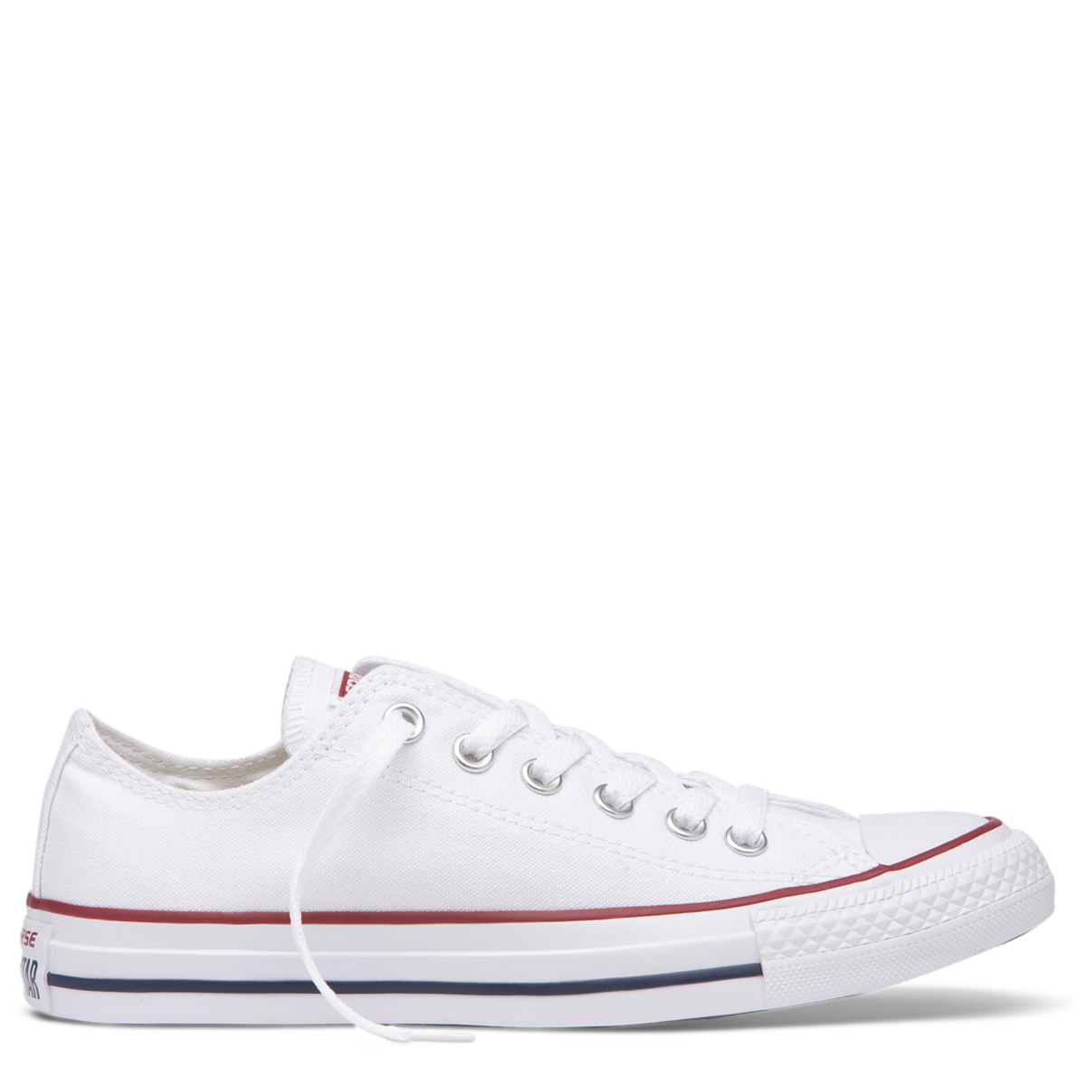 57e0d01ec5790 Buy Chuck Taylor All Star Classic Colour Low Top White online at Converse. Free  shipping on orders over  75.