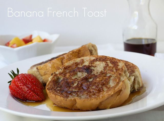 THE SIMPLE VEGANISTA: Banana French Toast....Yes Please!
