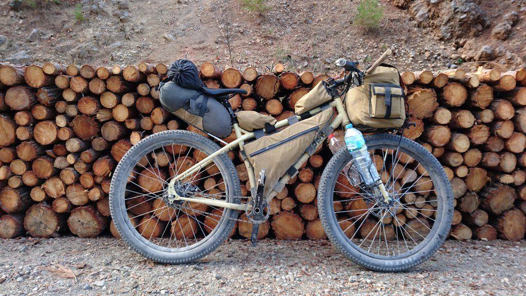Cross Post From R Surlybikefans Bikepacking Bikepacking