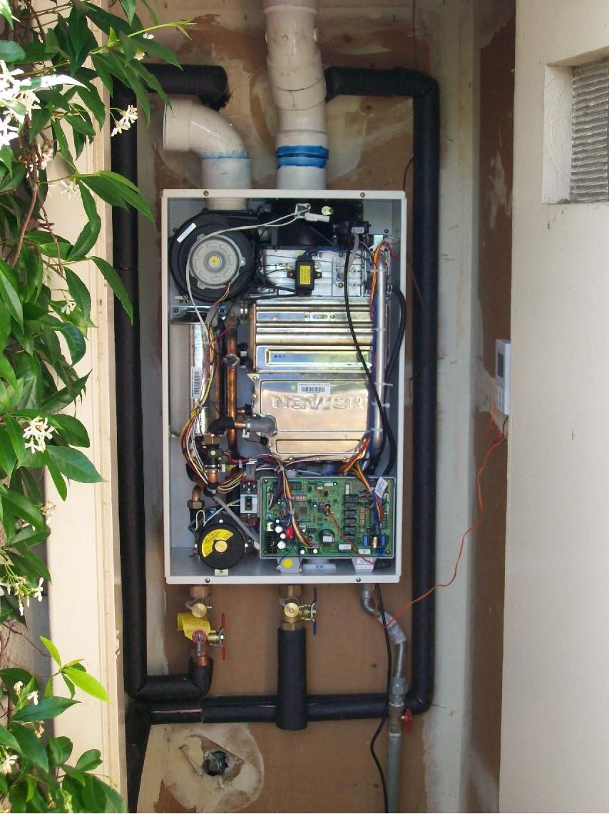 Orange County Tankless Water Heater Installation and