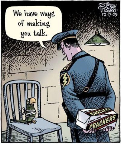 tenemos maneras de hacerte hablar-We have ways of making you talk