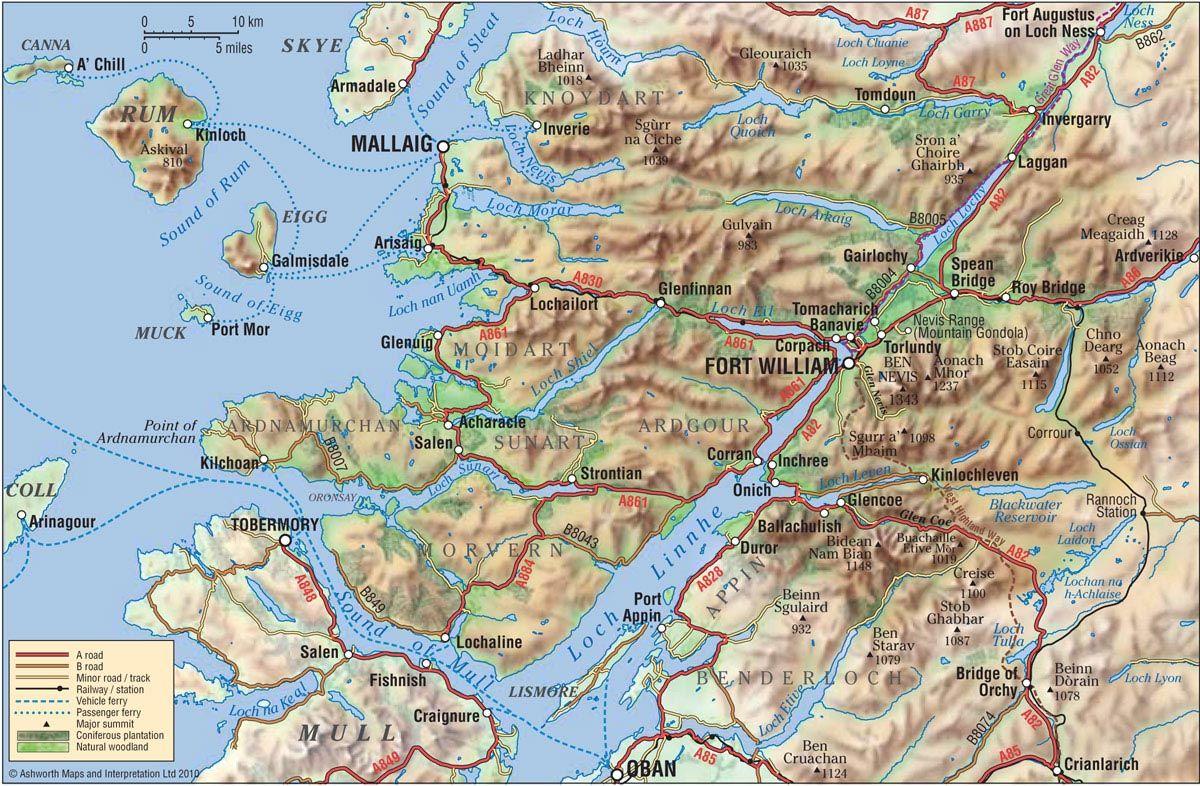 Lochaber Scotland Map.Loch Laggan At Ardverikie Estate Fortwilliam Scotland Map Trips