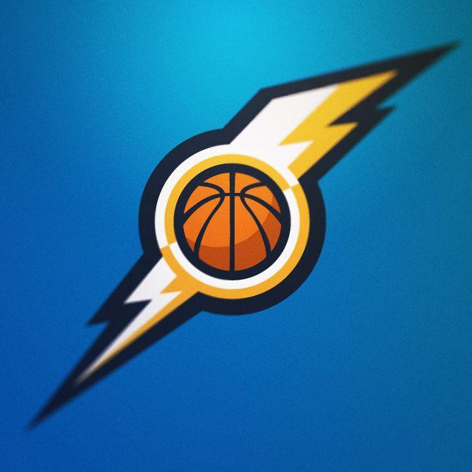 Jason Nessa With Images Lightning Logo Oklahoma City Thunder