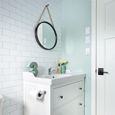 Salle d\u0027eau couleur pastel - Salle de bain - Inspirations