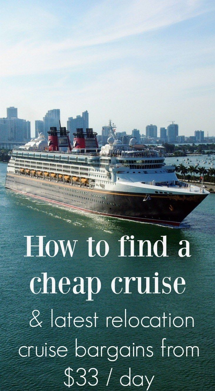 Finding Cheap Cruises Repositioning Cruises Cheap - Ship relocation cruises