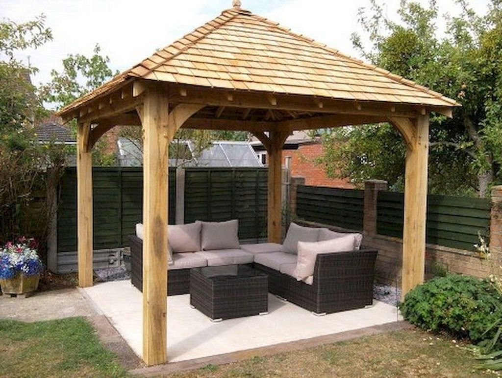 46 Amazing Gazebo Design Ideas For Your Backyard Garden Gazebo Oak Gazebo Gazebo