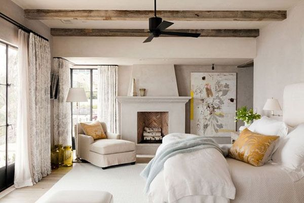 Master Bedroom With Fireplace 31 Cozy Master Bedroom Bedroom Fireplace Bedroom Design