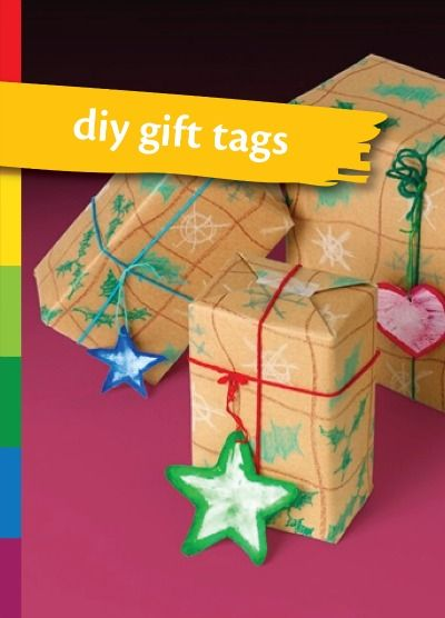 Make your own diy christmas gift tags out of crayola paper pads make your own diy christmas gift tags out of crayola paper pads christmas kids crafts solutioingenieria Gallery